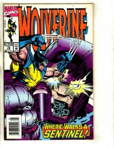 12 Marvel Comics Wolverine 72 74 76 77 85 88 89 The New Mutants 74 79 + J332
