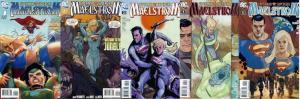 SUPERMAN SUPERGIRL MAELSTROM (2008) 1-5  COMPLETE! COMICS BOOK