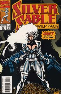 Silver Sable #20 VF/NM; Marvel | save on shipping - details inside