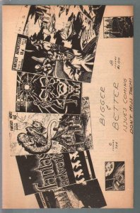 Fantasy Advertiser 3/1950-early pulp fanzine- Lovecraft history