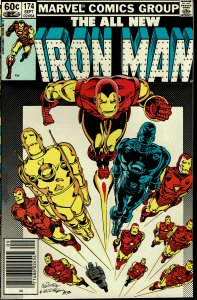 Iron Man #174 - VF/NM