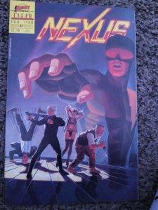 Nexus #41 (1988) Vf-NM