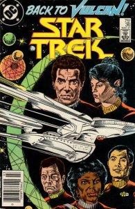 Star Trek (3rd Series) #36 (Newsstand) FN; DC   save on shipping - details insid