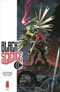 Black Science #2A VF/NM; Image | save on shipping - details inside
