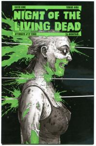 NIGHT of the LIVING DEAD Aftermath #12, NM, Terror, 2012, more NOTLD in store
