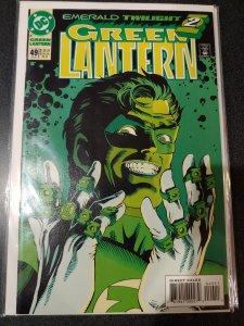 Green Lantern 49 -(NM)- Emerald Twilight 2