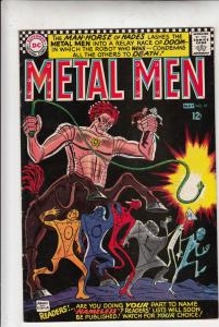 Metal Men #19 (May-65) VF/NM High-Grade Metal Men (Led, Tina, Tin, Gold, Merc...