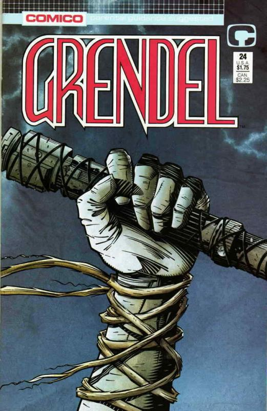 Grendel (2nd Series) #24 VF/NM; COMICO | save on shipping - details inside