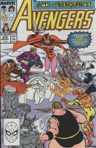 Avengers (1963 series) #312, VF+ (Stock photo)