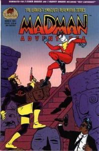 Madman Adventures #3, NM + (Stock photo)