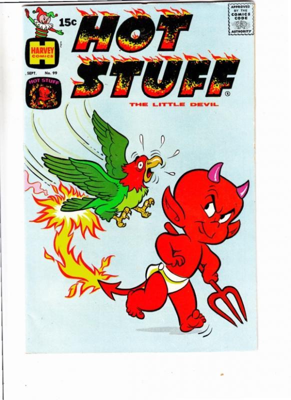 Hot Stuff the Little Devil #99 (Sep-70) FN/VF Mid-High-Grade Hot Stuff