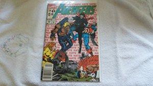 1991 MARVEL COMICS AVENGERS # 342