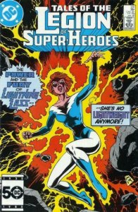 TALES OF THE LEGION OF SUPER-HEROES #331, VF/NM, DC 1986  more DC in store