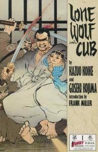 Lone Wolf and Cub #1 VF/NM; First | save on shipping - details inside