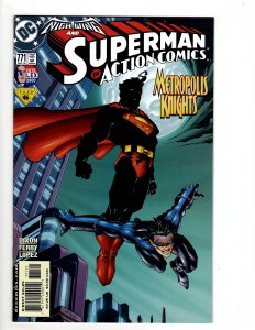 DC Comics Presents: Superman #4 (2011) OF19