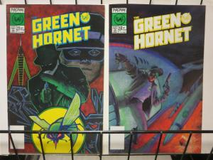 GREEN HORNET (1989 NOW) 11-12  A MEMORY OF DEATH