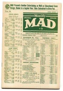 MAD #19 1955-EC-Wally Wood-Bill Elder-Mickey Mouse parody-Jack Davis-VF+