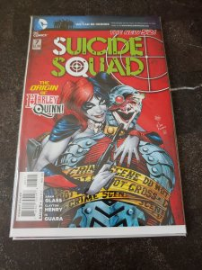 Suicide Squad #7 (2012)