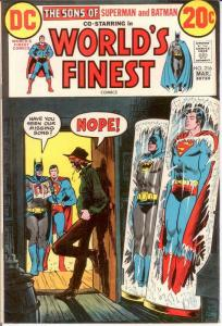 WORLDS FINEST 216 VF+ March 1973 COMICS BOOK