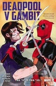 Deadpool Vs. Gambit TPB #1 VF/NM; Marvel | save on shipping - details inside