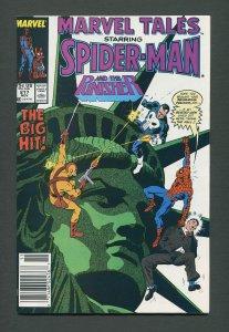 Marvel Tales #216  /  9.2 NM- 9.4 NM  / Newsstand / November 1988