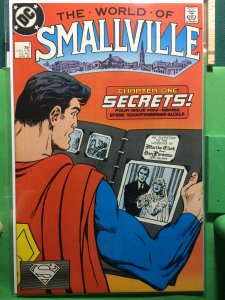 The World of Smallville #1 Four Issue miniseries