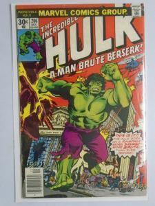 Incredible Hulk (1st Series) #206, 5.0 (1976)