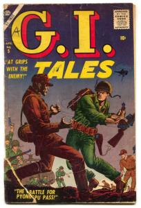 G.I. Tales #5 1957- Pyongpu Pass- Atlas FAIR