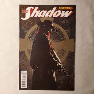 Shadow 17 Near Mint Cover by Tim Bradstreet