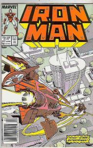 Iron Man #217 (Mar-88) VF/NM High-Grade Iron Man
