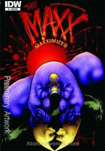 Maxx, The: Maxximized #1A VF/NM; IDW | save on shipping - details inside