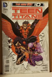 Teen Titans #0 (2012)
