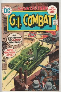 G.I. Combat #176 (Mar-75) NM- High-Grade The Haunted Tank