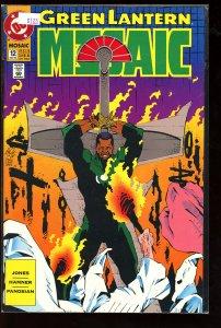 Green Lantern: Mosaic #12 (1993)