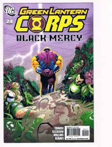 Green Lantern Corps # 24 DC Comic Books Hi-Res Scans Modern Age Great Issue!! S6