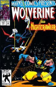 Marvel Comics Presents (1988 series) #102, NM- (Stock photo)