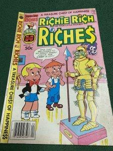 Richie Rich RICHE$ No 52.  Very Nice Copy