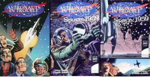 ASTRONAUTS IN TROUBLE SPACE 1959 (2000 APL) 1-3