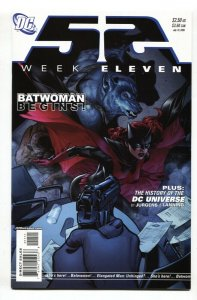 52 #11-2008 comic book 1st appearance of BATWOMAN NM-