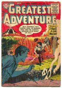 My Greatest Adventure #6 1955- 1st sci-fi issue- DC comics G-