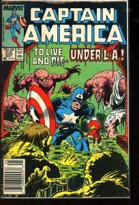 Captain America #329 (1987)