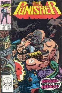 Punisher (1987 series) #32, NM- (Stock photo)
