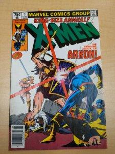 X-Men Annual #3 Frank Miller cover