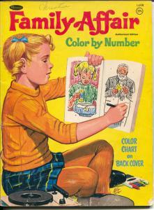 Flipper Color and Paint Book #1644 1967-Al Andersen-Ivan Tors-MGM TV-G/VG