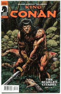 KING CONAN SCARLET CITADEL #3, NM,  Timothy Truman, 2011, more Conan in store