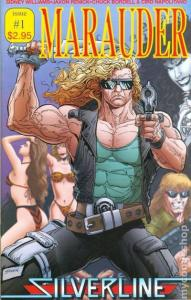 Marauder (1998 series) #1, VF (Stock photo)