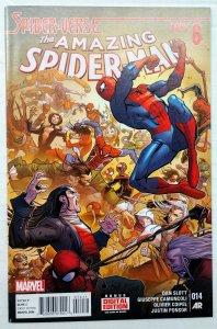 Amazing Spider-Man #14 (NM, 2015) 1ST APP WEB-SLINGER