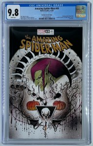 Amazing Spider-Man #49 | Peach Momoko Variant | CGC 9.8