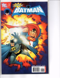 DC Comics The All New Batman The Brave and the Bold #1 (2011 - Animated)