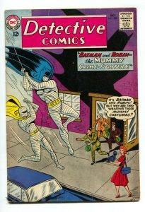 DETECTIVE  #320 1963-comic book DC-BATMAN-VG/FN